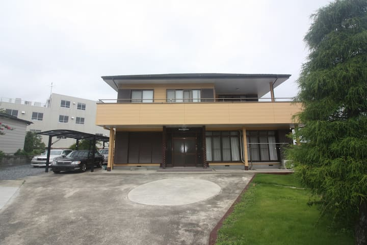 Gorgeous house in Mito, 10 guests ok