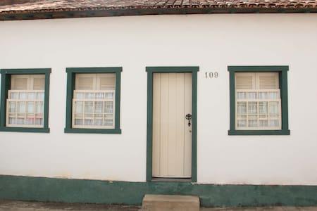 Casa/quartos charmosos c/ café da manhã SJDR - MG - São João Del Rei - Rumah