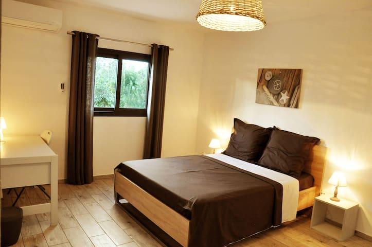 Chambre chez Sandrine et Thierry - Bras-Panon