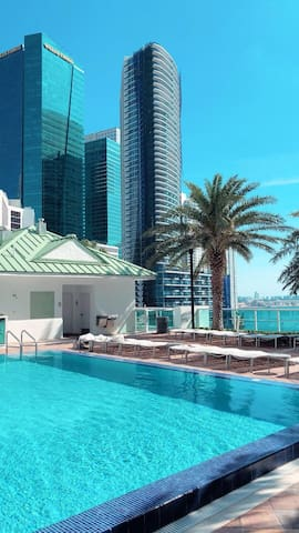 The Best Place To Stay in Brickell!