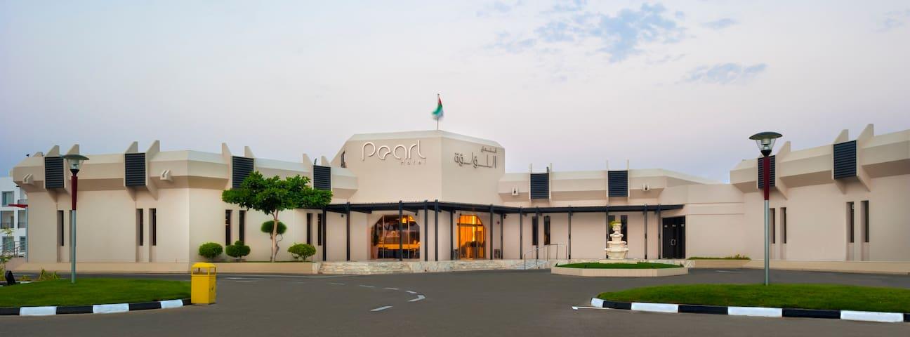 PEARL HOTEL - Umm Al Quwain - Lägenhet