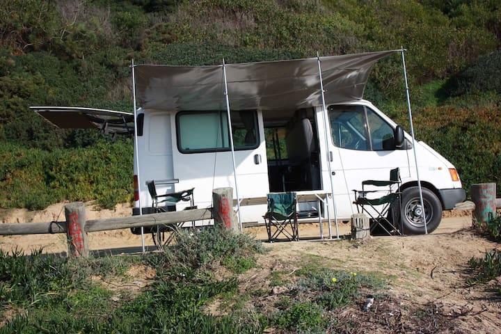 Enter our adventure Van/ Camper Van - Lisboa - Haus
