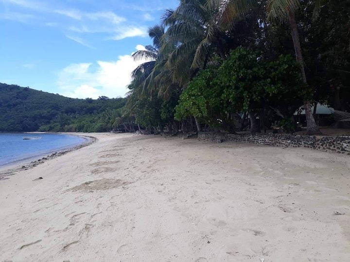 Sunkiss Island and we have a honeymoon beach