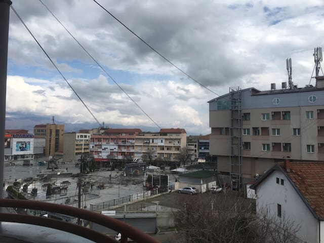 Brand new apartment in downtown Strumica.