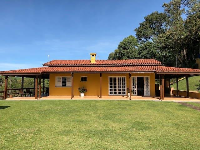 Chácara em Socorro - Natureza perto da cidade