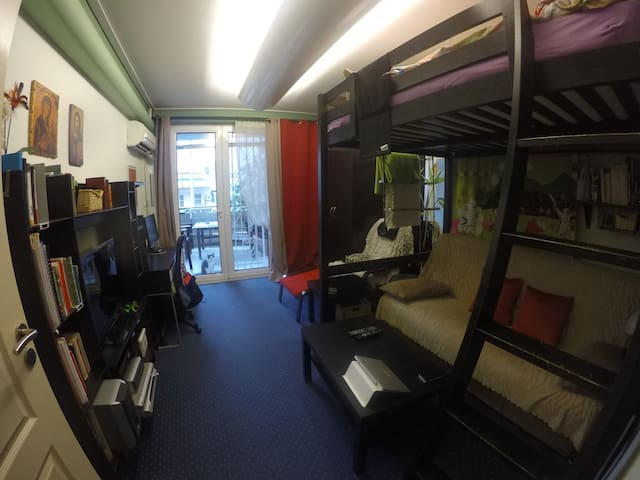 Studio Apartment at the center of town