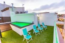 Espectacular apartamento piscina en el centro Y1