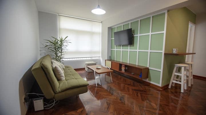 2 Bedroom Apartment in Jose Gonzales - Miraflores