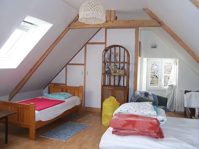 Maison charmante au cœur de la suisse normande - Pontécoulant - House