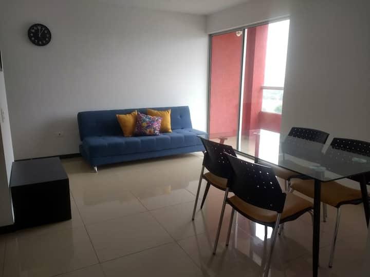 Apartamento piso 12 excelente vista y ubicación