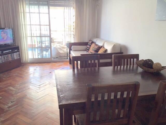 Exc. ubicación, cómodo y luminoso - Buenos Aires - Lejlighed