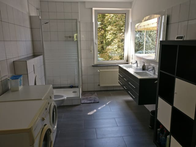 Zimmer in Airbnb-WG