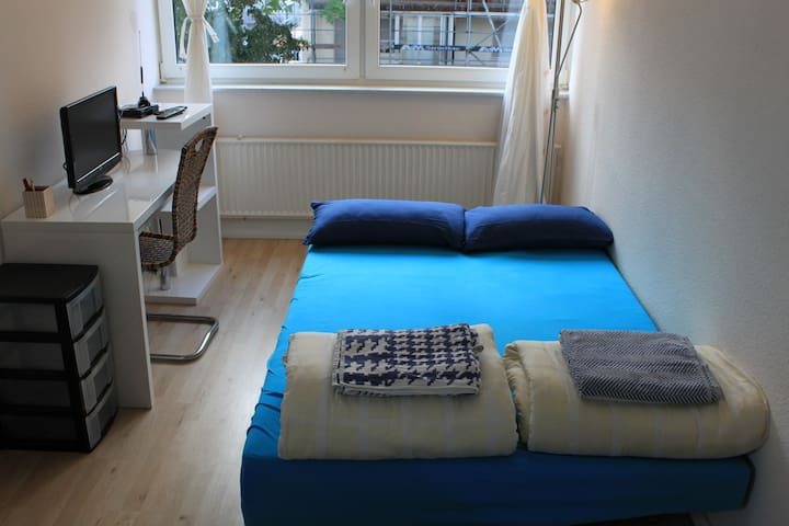 A cozy apartment in Frankfurt-Niederrad