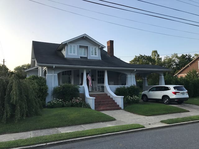 Lucky Bungalow in Historic Cambridge Maryland