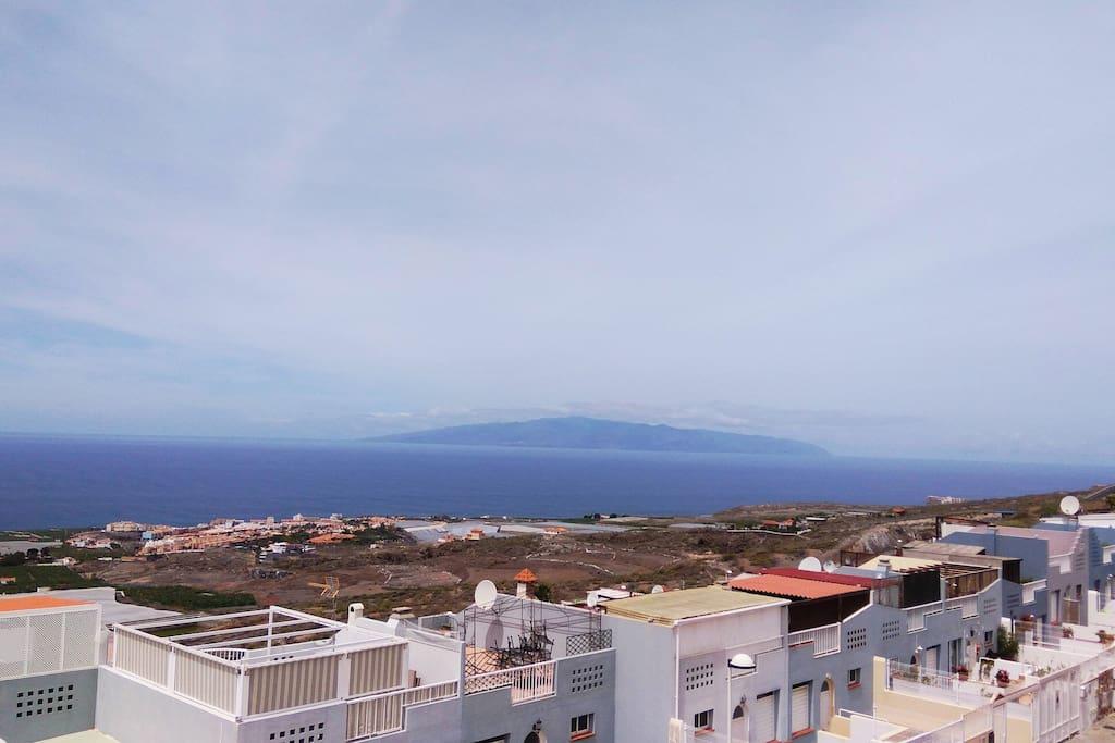 Fantastic view - La Gomera