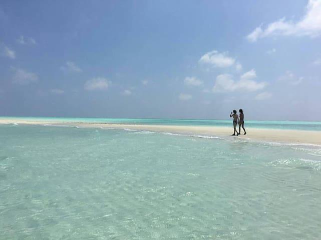 Budget Family Suites - Maldives - Hulhumale - ที่พักพร้อมอาหารเช้า