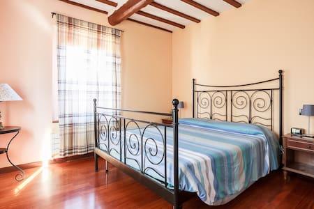 Cute apartment in the historic inn - Huoneisto