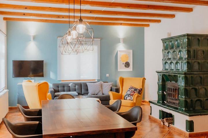 """Boutique Guesthouse """"Domizil"""", Valea Porumbacului"""