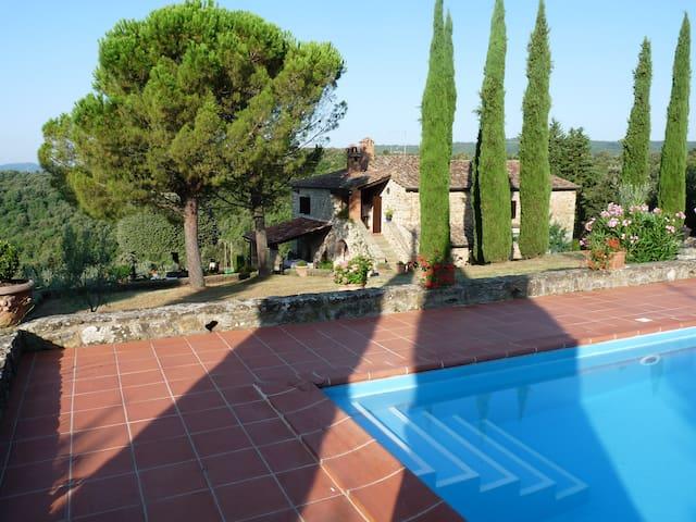 Dolce Vita con Vista a Villa Medici - Civitella In Val di Chiana - Villa