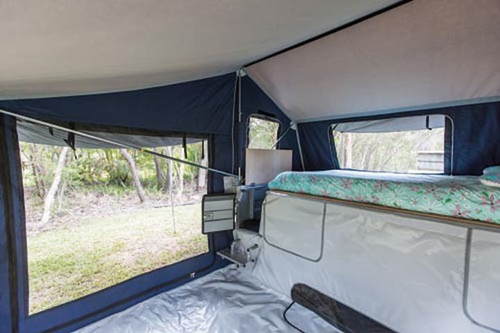 Camper Trailer Hire