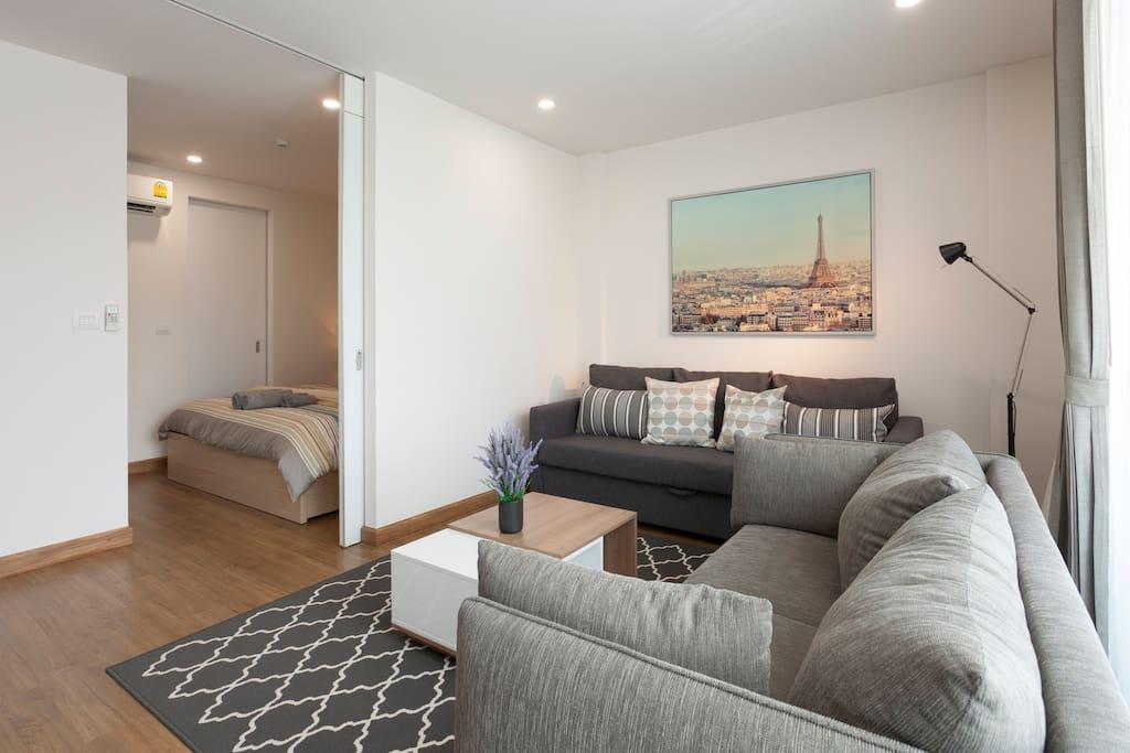 Brand new apartment unit