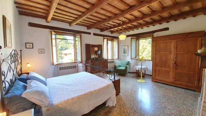 531 Molinello 02 · B&B Villa Molinello Camera Matrimoniale Comfort