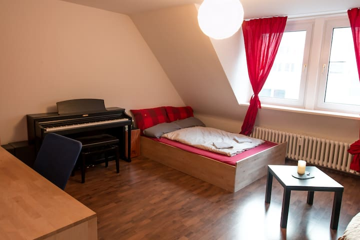 Neat apartment in the heart of the city - Hannover - Wohnung