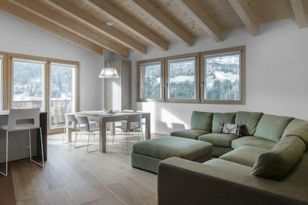 Charming apartment Alta Badia