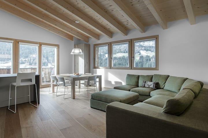 Charming apartment Alta Badia