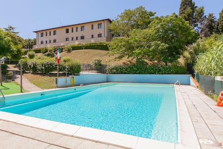 Holiday apartment with 1 bedroom on 40m² in Pieve di Santa Luce PI