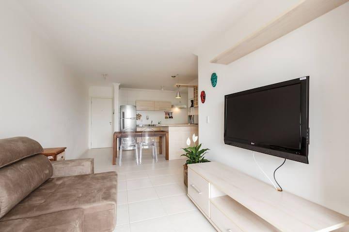 Aconchegante Quarto a 300 metros da praia - Florianópolis - Apartamento