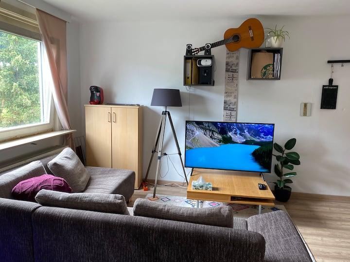 Attractive big & comfty Room near city center/uni