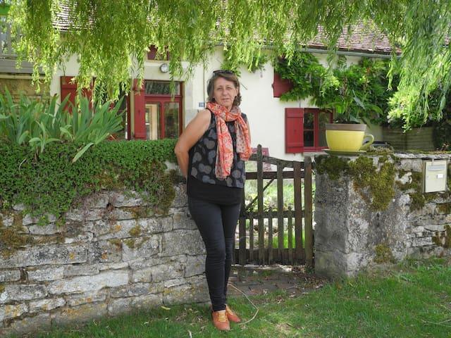 Maison bourguignonne, proche de Semur en Auxois