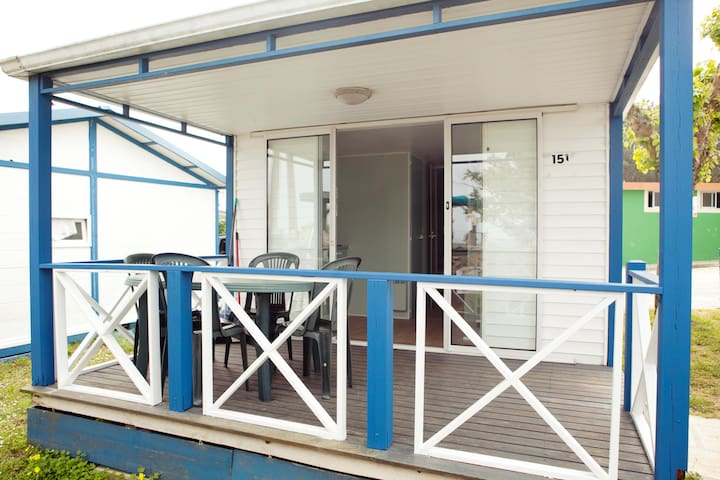Mobil Home - Sea Views