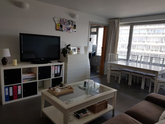 Appartement 55m² Evere - Evere - Apartmen