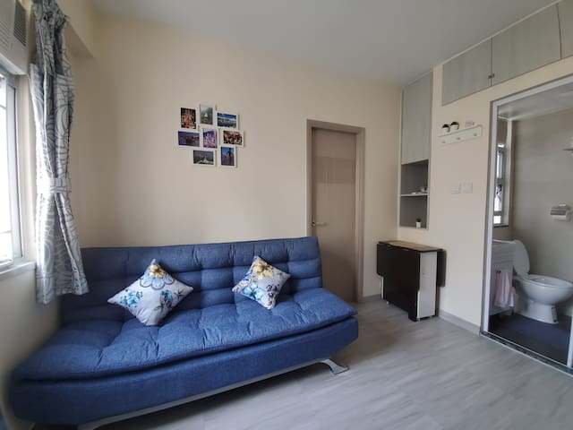 Newly Renovated 1 BR Apartment, Jordan Hong Kong