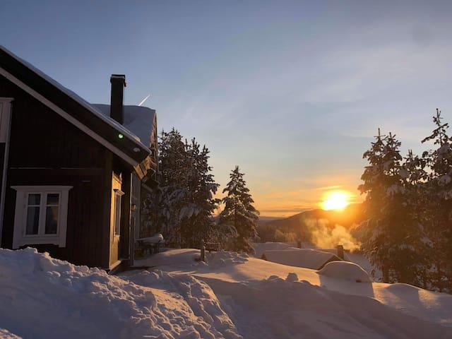 Lovely cabin in Jotunheimen