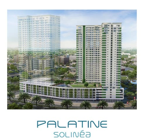 High End Condominium in Ayala Business Park 18K