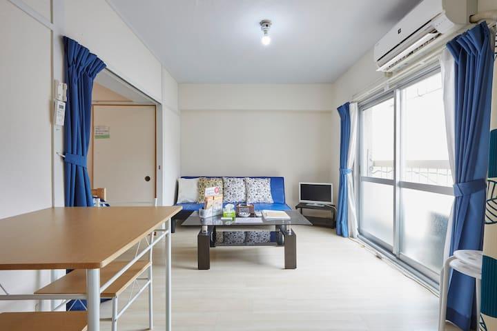 4Room2Bath/COZYTOKYOBASE/GINZA/TSUKIJI Walk/67 - Chūō-ku - Appartement