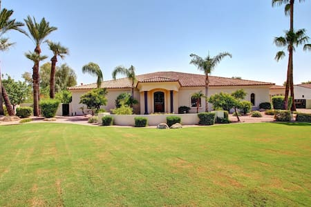 CUSTOM HOME by Scottsdale Views of Camelback Mt