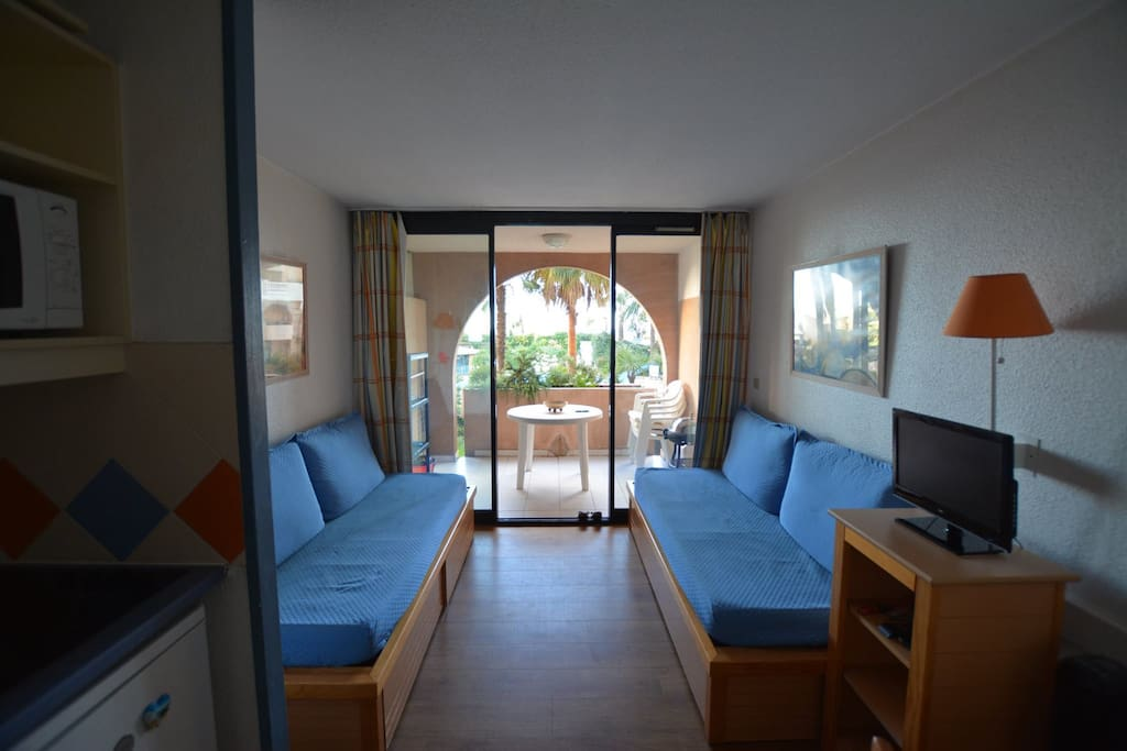 Appart 39 hotel appartements en r sidence louer cannes for Location appart hotel france