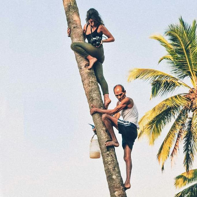 Meet the locals. From coconut climbers who do not travel to cast members who are featured in Cannes