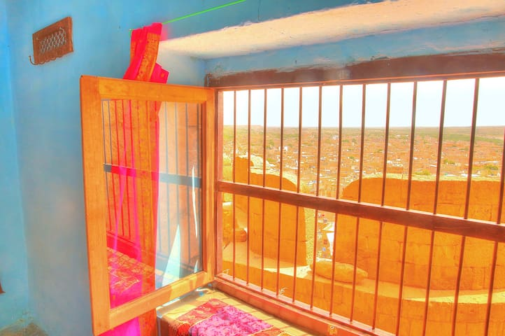 Heritage Property in Jaisalmer Fort! - Jaisalmer - Pension