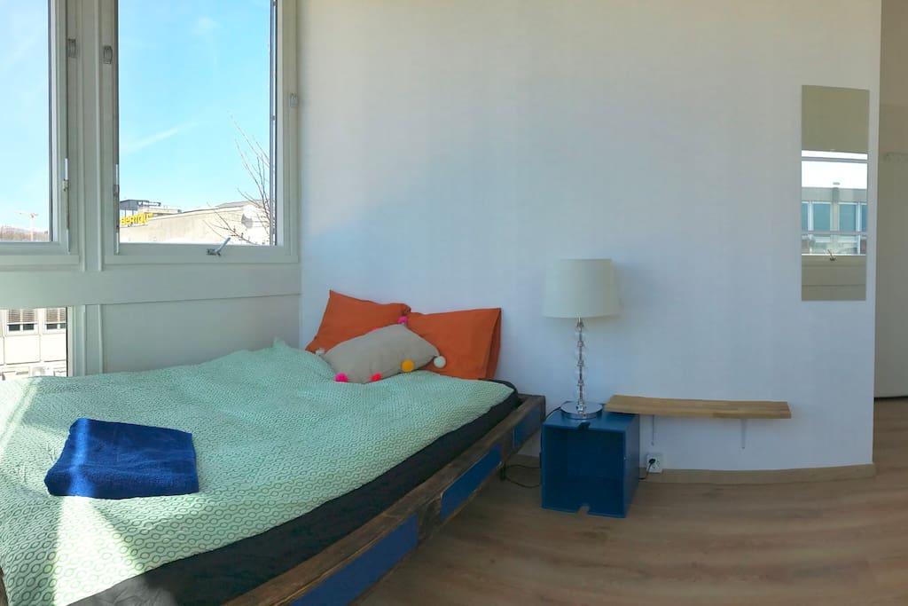 140cm bed