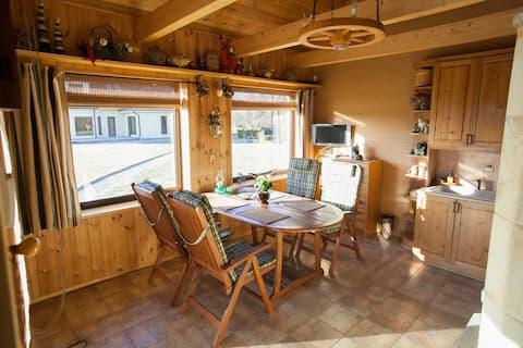 Cozy modern house at Jõelähtme