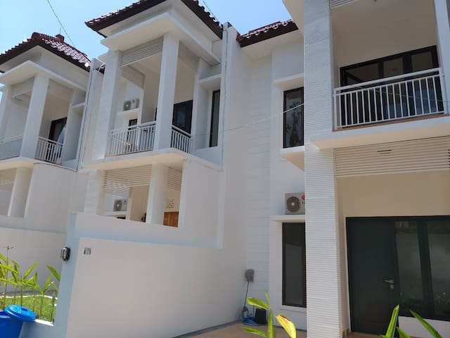 Apartement 2 bedroom for four gueses #12a bawah