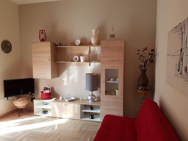 The apartment between Taormina and Etna
