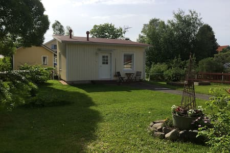 Small cottage in a quiet suburb - Oulu