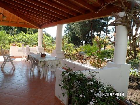 Lipari Antica Villa