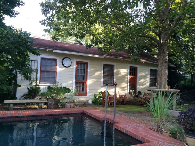 Charming cottage-historic district - Pensacola - Domek gościnny